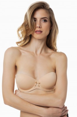 Bra Push Up Strapless Gossip Basic CUP B 46c043fe8b8