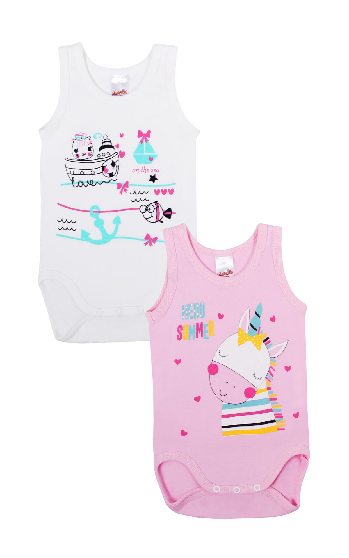 139c28672a8477 Kid-Teen Baby Girl Underwear Unicorn 2 pcs Baby's Underwear Body