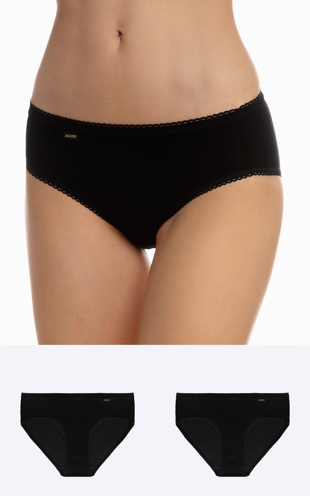 900f42e7665 Γυναίκα Εσώρουχα Everyday Slip Slip Cotton - Lycra Mini 2 τεμάχια