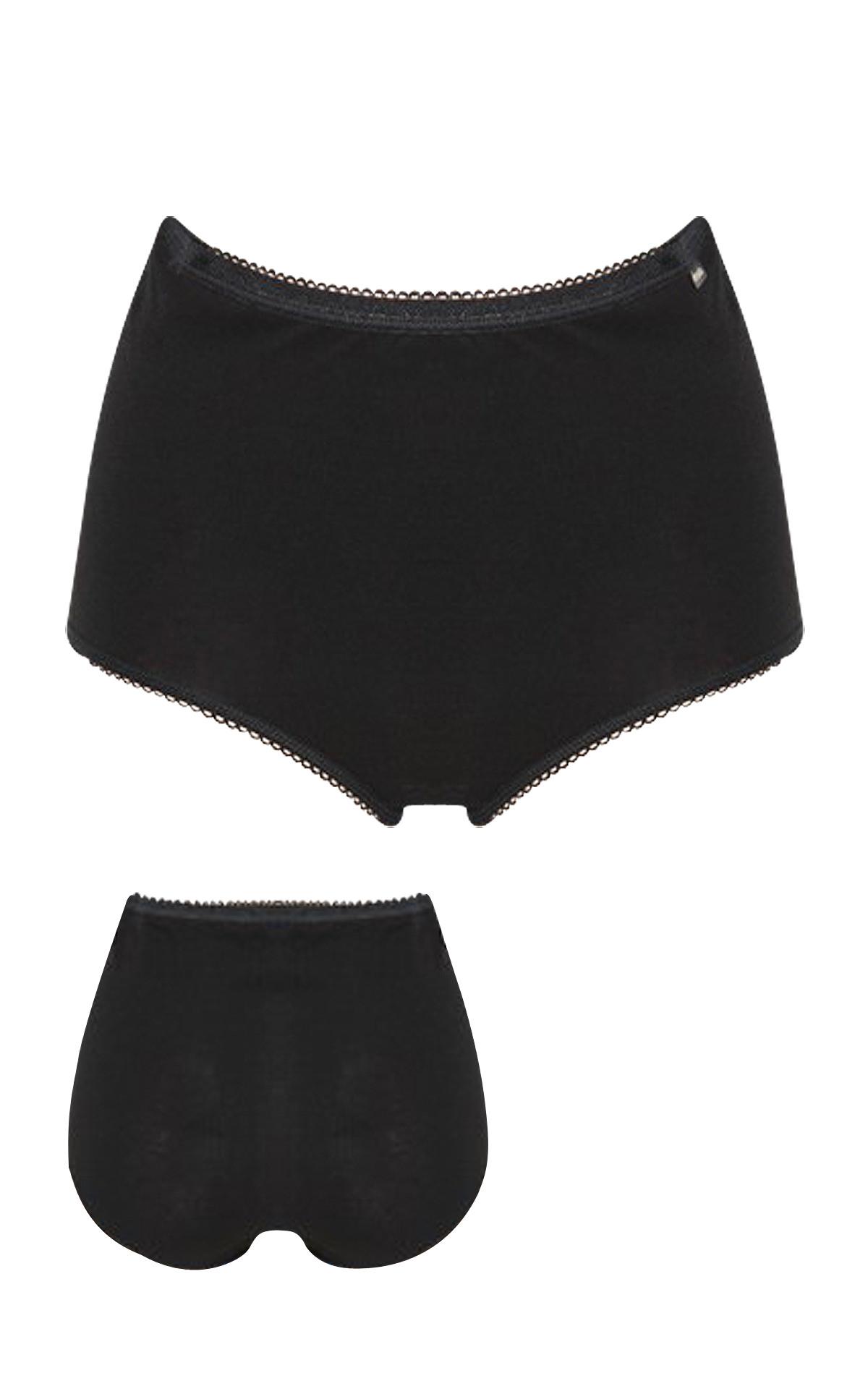 d711d4cdd24 Γυναίκα Εσώρουχα Everyday Slip Slip Cotton - Lycra Maxi 2 τεμάχια