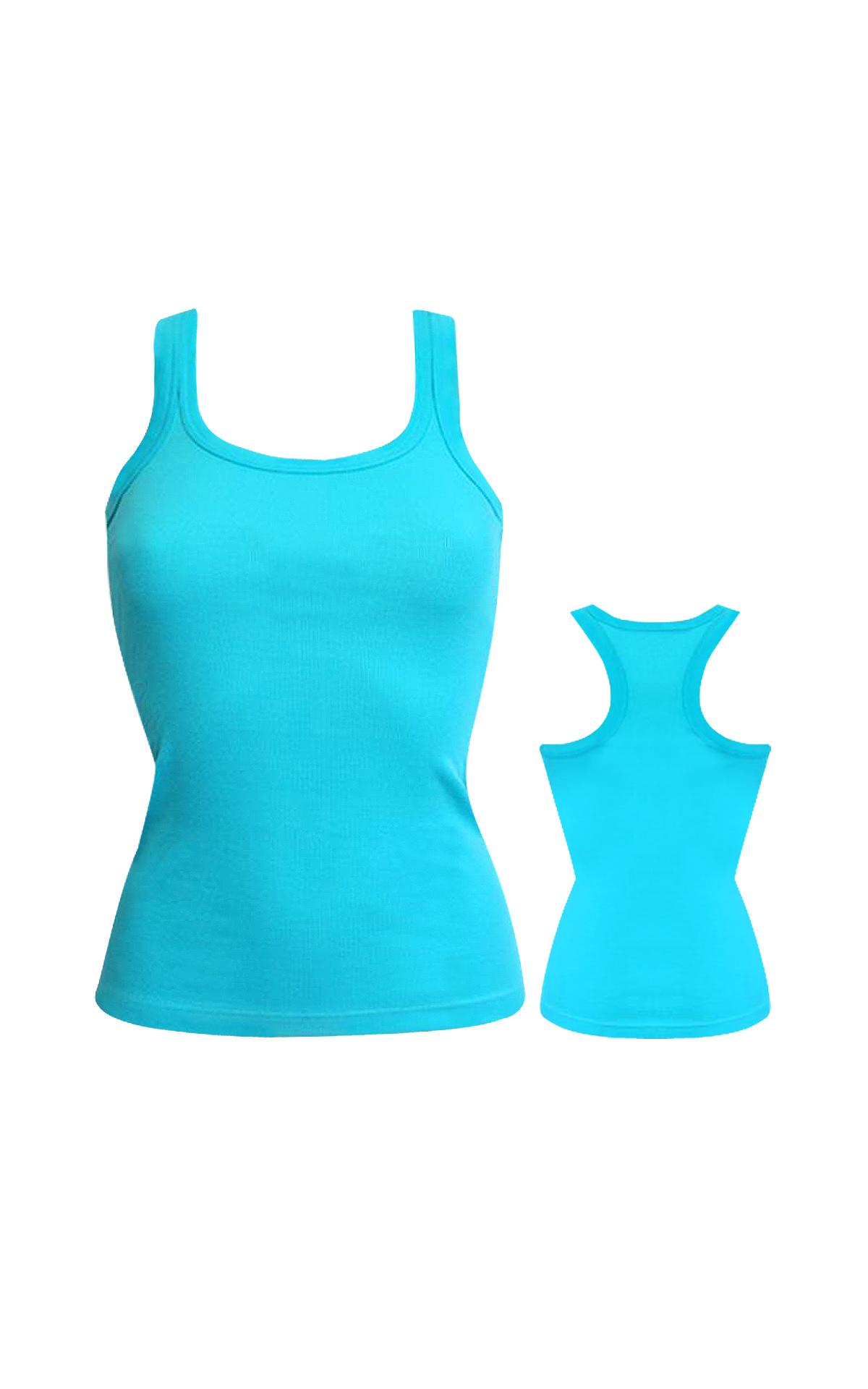 9d70000d333d Γυναίκα Outwear   BeachWear Top Φανέλα Γυναικεία Αθλητική Cotton Elastan