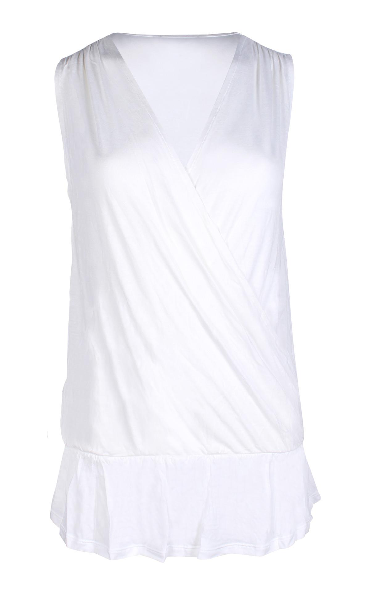 5d9c5b8853f6 Γυναίκα Outwear   BeachWear Top Μπλούζα Κρουαζέ Viscose Outwear